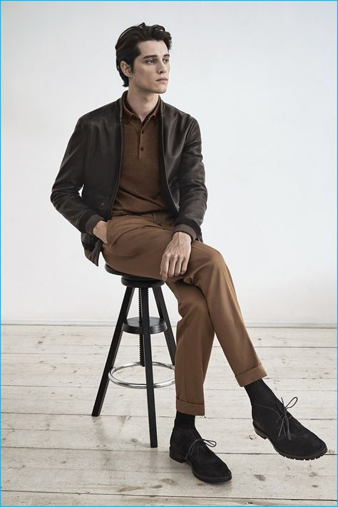 Nice campaign from Bogliolo! Updated classes in muted colors = very me #menswear #style #trend #fblogger