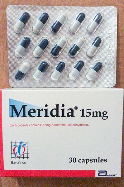 pastillas para bajar de peso médica