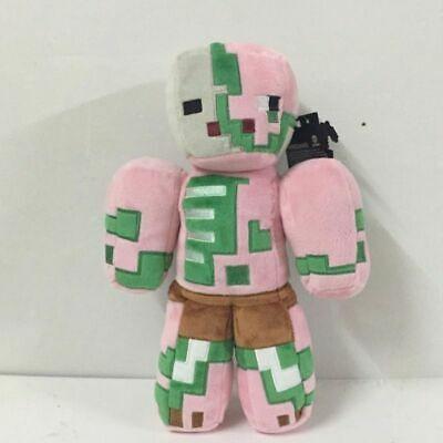 Steve Zombie Minecraft Plush Novelty Toy Dolls Gift For Kids Gamer