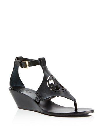 226f56e1311e Tory Burch Zoey Wedge Sandals