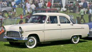 1956 1962 Ford Consul Mkii Classic British Ford Cars New