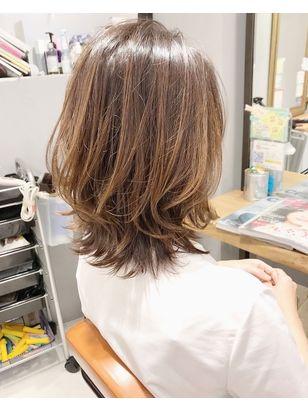 2020年春 ミディアムの髪型 ヘアアレンジ 人気順 3ページ目 ホットペッパービューティー ヘアスタイル ヘアカタログ 2020 ヘアカット ヘアスタイリング 美髪