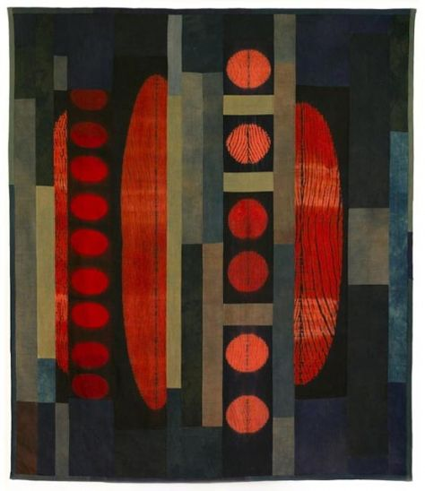 "Frank Connet work on wool  T-115 71.5"" x 62"""