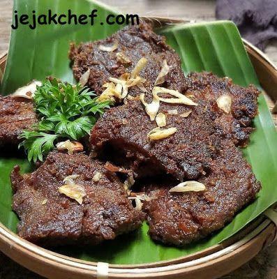 Daging Sapi Yang Dimasak Dalam Bumbu Empal Manis Gurih Khas Jawa Ini Hadir Dalam Bentuk Suwiran Nan Empuk Resep Daging Sapi Resep Masakan