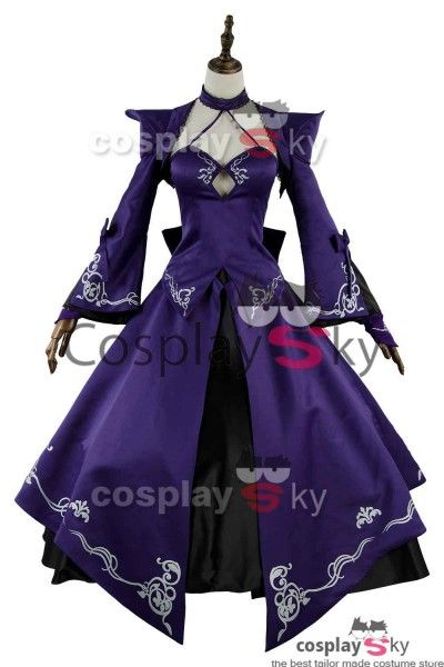 Fate Grand Order FGO ALTER Cosplay Costume Jeanne d/'Arc Initial Stage Halloween