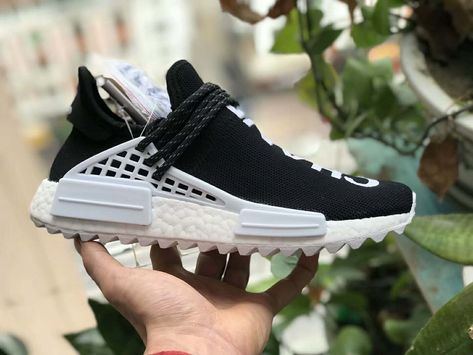 f6223cb1a545d Chanel x Pharrell Williams x adidas NMD Human Race Hu Trail