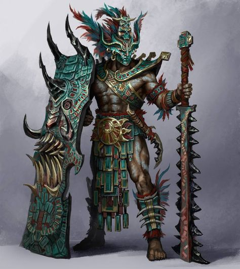 Kotal Kahn redesign by GeorgeVostrikov on DeviantArt Fantasy Character Design, Character Design Inspiration, Character Art, Dnd Characters, Fantasy Characters, Fantasy Armor, Dark Fantasy, Arte Lowrider, Mortal Kombat Art