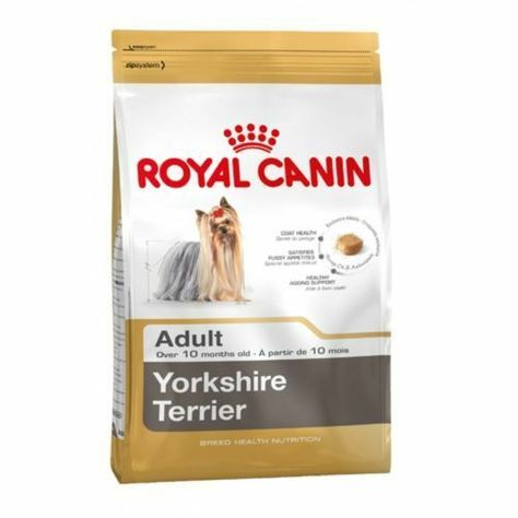 Details About Royal Canin Yorkshire Terrier 28 Dry Mix Adult 1 5kg Yorkshire Terrier Royal Canin Dog Food Cat Vitamins