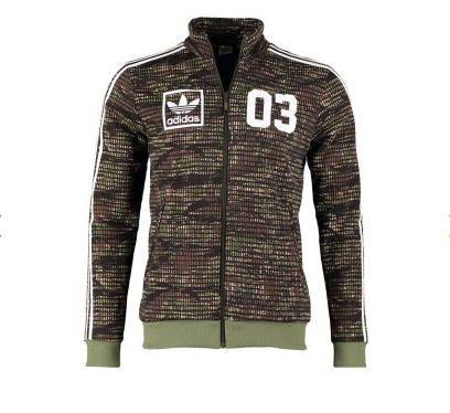 Adidas Originals Veste de survêtement vert | Survetement
