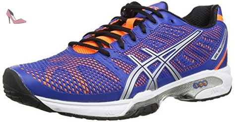 online retailer 2dd2a 2d9f7 Speed Solution Outdoor Gel Chaussures 2 Hommes Asics Multisport pvCwqAn