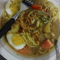 Resep Mie Rebus Medan Mie Kocok Bikinramadhanberkesan Oleh Witri Ramadhani Cookpad Resep Masakan Masakan Resep