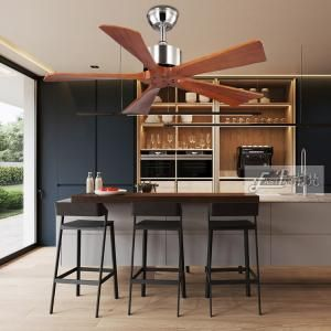 East Fan 42 Inch Indoor Ceiling Fan With 5 Timber Blades Ef42004a Ceiling Fan In 2020 Ceiling Fan Elegant Ceiling Fan Ceiling Fan With Light
