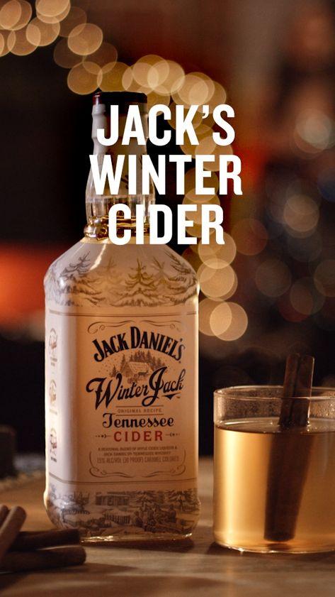 Jack's Winter Cider