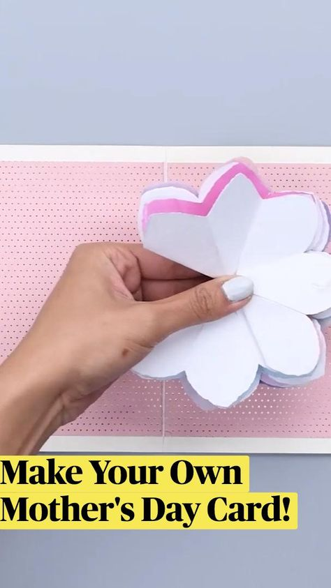 Make Your Own Mother's Day Card!
