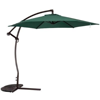 Top 10 Best Offset Patio Umbrella Product Reviews In 2020 Patio Umbrella Offset Patio Umbrella Patio
