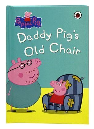 Peppa Pig Daddy Pig S Old Chair Buying Books Online Daddy Old Chair
