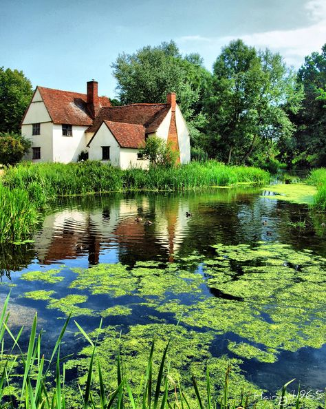 willy lotts cottage - Flatford mill