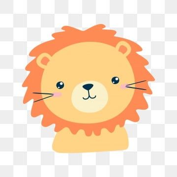 Animals Png Images Vector And Psd Files Free Download On Pngtree Lion Illustration Cute Animal Illustration Animal Illustration