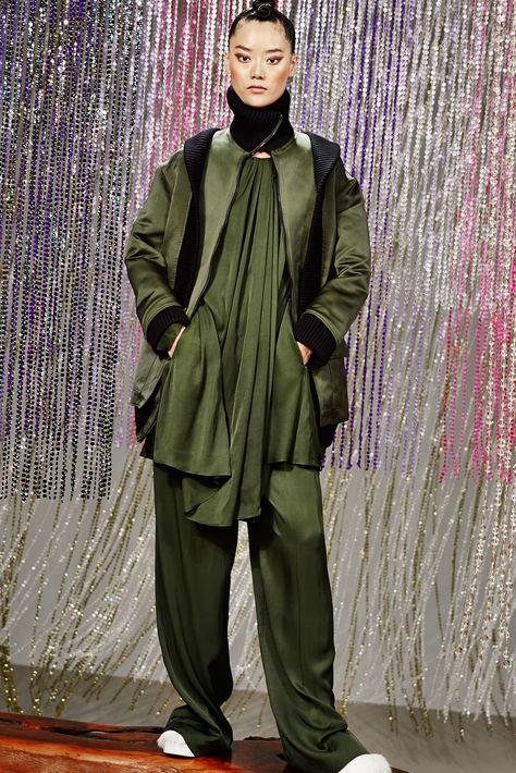 Kenzo Pre-Fall 2015 Fashion Show