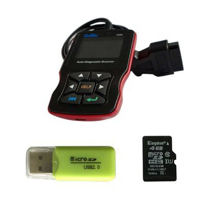 Creator C500 OBDII & EOBD Code Reader For BMW/Honda/Acura