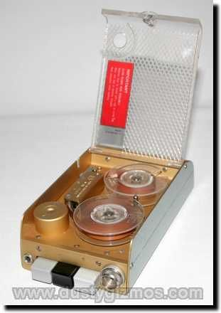 Dusty Tape Recorders & Players   Portable tape recorders in