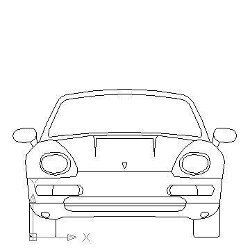 Autocad cars porsche blocks 2dwgg design pinterest autocad malvernweather Gallery