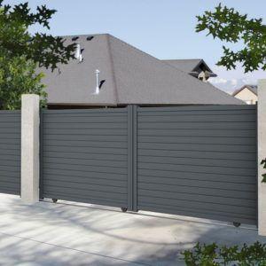 Portail Coulissant Brico Depot Gate Design