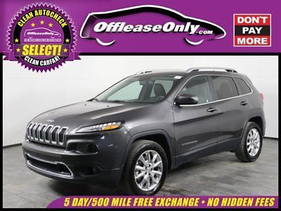 Ebay Cherokee Limited Off Lease Only 2017 Jeep Cherokee Limited 4 Cylinder Engine 2 4l 144 Jeep Jee Jeep Cherokee Jeep Cherokee 2017 Jeep Cherokee Trailhawk