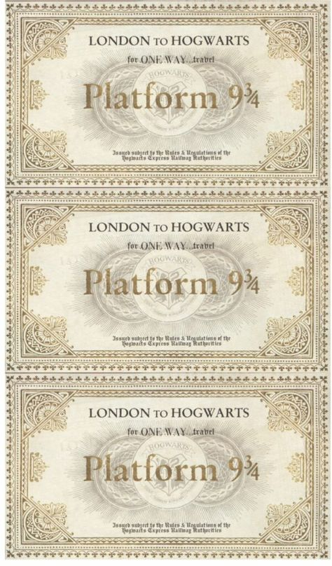 The Ultimate Harry Potter Invitation! | MomMadeMoments