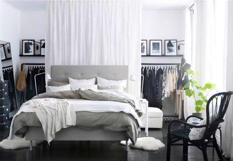 Open Closet Ideen Fur Kleine Raume Schlafzimmer Design