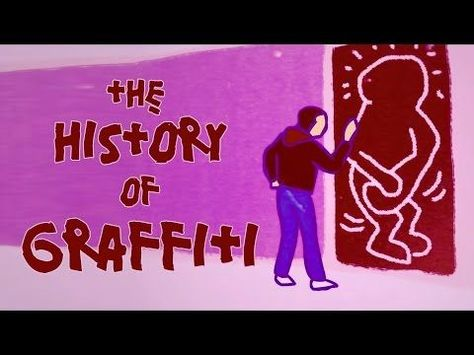 """New TED-Ed Video & Lesson: """"A brief history of graffiti"""" 