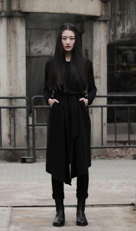 Visions Of The Future Minimalistic Female Perfect Womens Fashion And Style Futuristic Dark Fashion Fashion Style