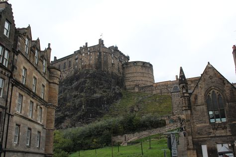 Edinburgh is a cool place!.  History and culture, friendly people, and of course the haggis, beer and single malts make this a great place to visit.
