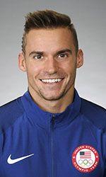 Name: Sam Mikulak Sport: Gymnastics