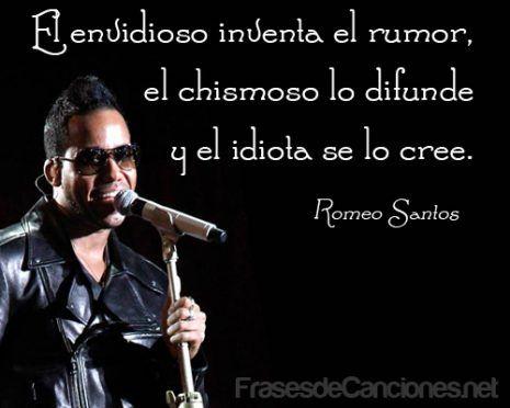Las Mejores 16 Ideas De Imagenes De Romeo Frases De Romeo Santos Romeo Santos Frases De Canciones