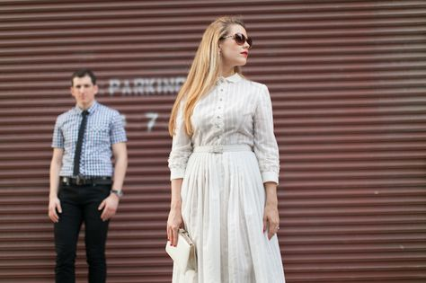 Sarina & Asaf   Brooklyn Bridge Engagement Shoot » NYC Wedding Photography Blog