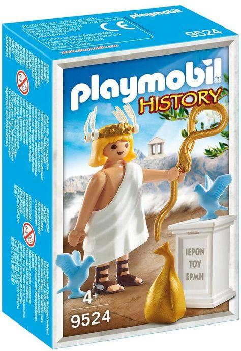 Perfil de Carype P.   Playmobil, Romanos, Belenes
