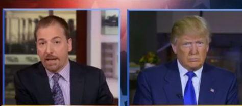 Chuck Todd Bans Trump Phone Interviews From Meet The Press As Media Backlash Grows