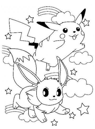 Imprimer Coloriage Pokemon 8 Elegant Imprimer Coloriage Pokemon