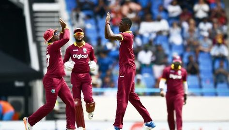 West Indies vs Ireland: Evin Lewis and Alzarri Joseph star in opening game victory
