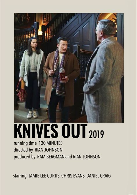 Knives out by Millie
