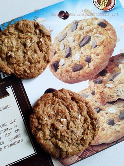 Galletas De Avena Quaker Con Chocolate Food Desserts Cookies