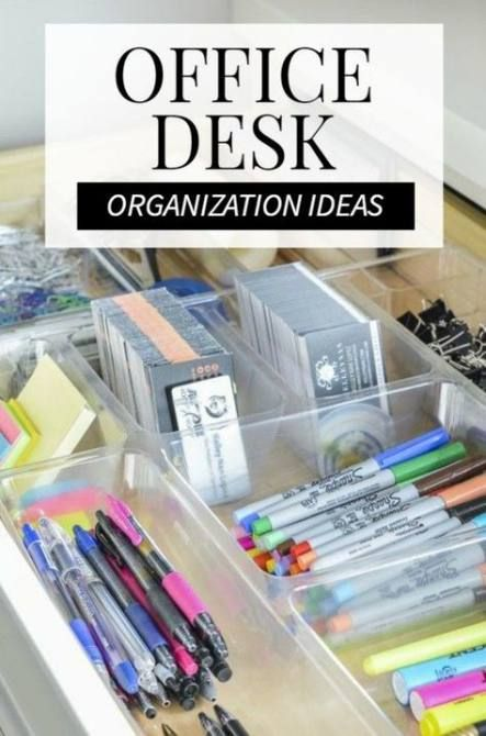 Diy Desk Organization Workspaces Command Centers 43 Ideas Desk Organization Office Desk Organization Office Organization At Work