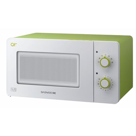 Daewoo Qt2 Compact Microwave Oven Review