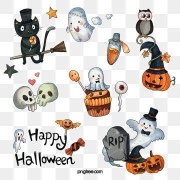 호박 매체 할로윈 마법사 고양이 Png 및 벡터 에 대한 무료 다운로드 Color Pencil Illustration Halloween Doodle Hand Drawn Vector Illustrations