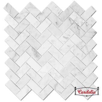 Prisma 8 X 14 Marble Mosaic Tile Marble Mosaic Tiles Marble Mosaic Mosaic Tiles