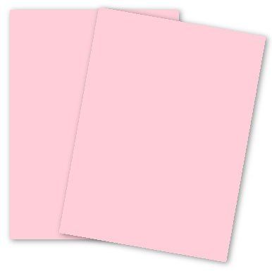 Domtar Colors Earthchoice Pink Opaque Text 11 X 17 Paper 24 60 Text 500 Pk In 2020 Pink Color Splash Color