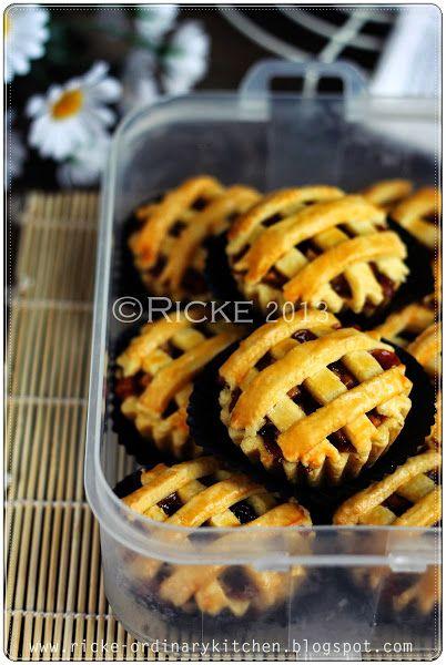 Just My Ordinary Kitchen Apple Pie Egg Tart Resep Makanan Penutup Pie Apel