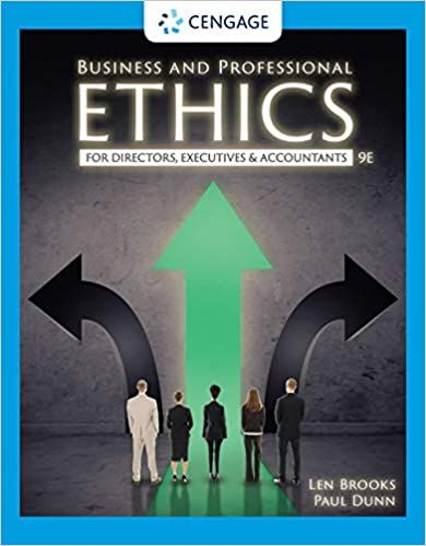 Isbn 13 978 0357441886 Isbn 10 0357441885 Delivery Can Be Download Immediately After Purchasing Version Pdf Wor Professional Ethics Ethics Cengage Learning
