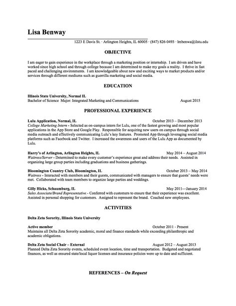 Apple Store Resume Interesting This Is My Most Current Resume  My Resume  Pinterest